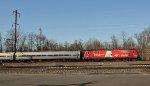 AMTK 606 on train 86